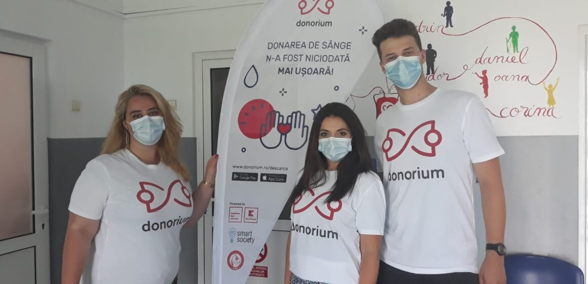 VIDEO | Variantă de programare pentru donare de sânge mai simplă, mai rapidă