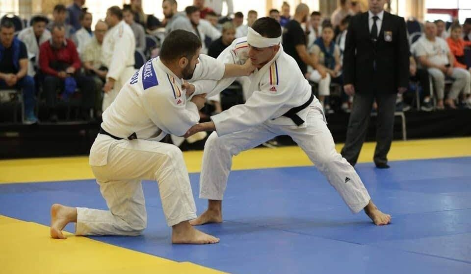 VIDEO   Denis Mihai Pop, jandarmul maramureșean campion la judo, sambo și jiu jitsu brazilian