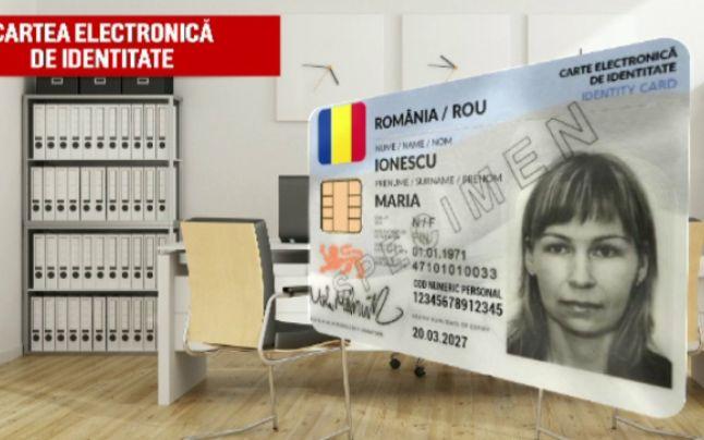 Cu ce avantaje vine Cartea electronică de Identitate  Citeste mai mult: adev.ro/qpu8jj