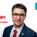 """Brian Cristian, deputat USRPLUS: Sancțiune financiară pentru vicierea votului în Parlament. """"Gesturile reflexe"""" ale vechilor partide trebuie să dispară!"""