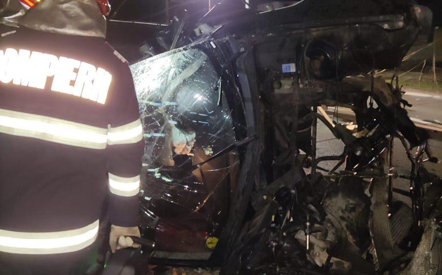 VIDEO | ACTUALIZARE: Accident mortal în Berbești | galerie foto