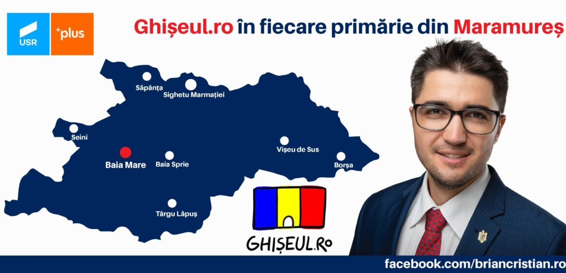 """VIDEO   Brian Cristian, deputat USRPLUS: """"Fiecare primărie din Maramureș trebuie să ofere opțiunea de a plăti online taxele și impozitele locale"""""""