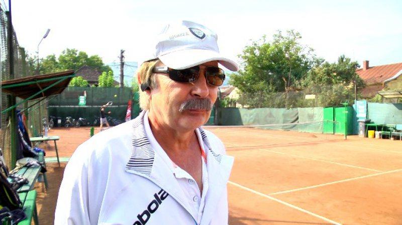VIDEO | După 41 de ani de activitate neîntreruptă, antrenorul de tenis Eugen Mihaljekiese la pensie