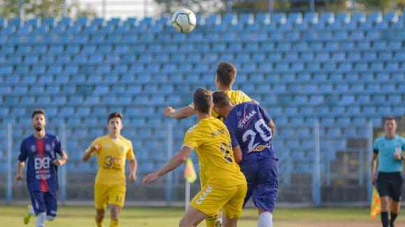 """Derby de Liga 3 pe stadionul """"Viorel Mateianu"""""""