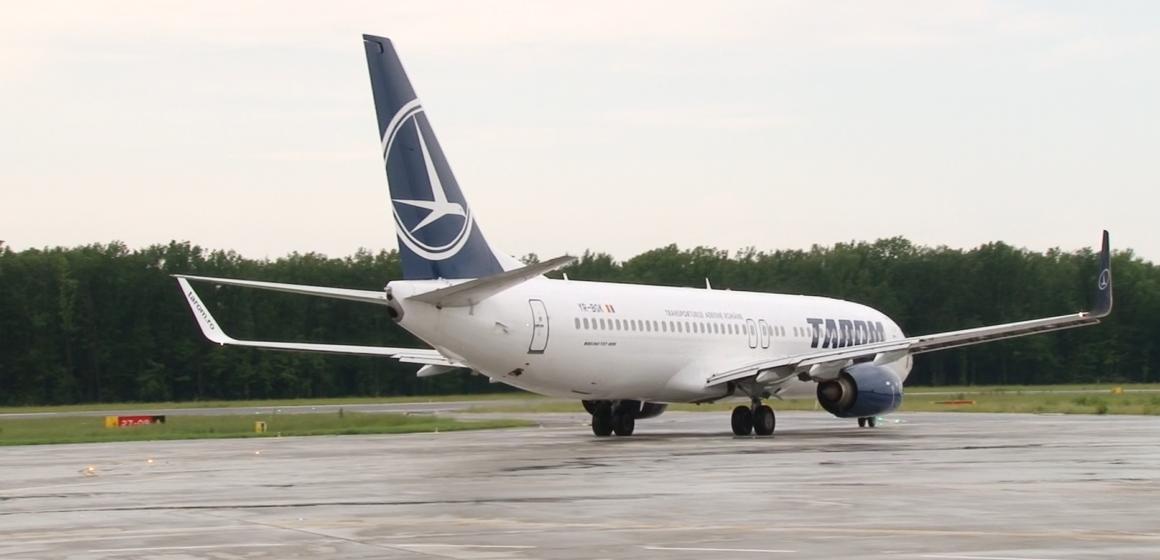 VIDEO | Parcarea Aeroportului Internaţional Maramureş va fi extinsă pe o suprafaţă de 7 hectare