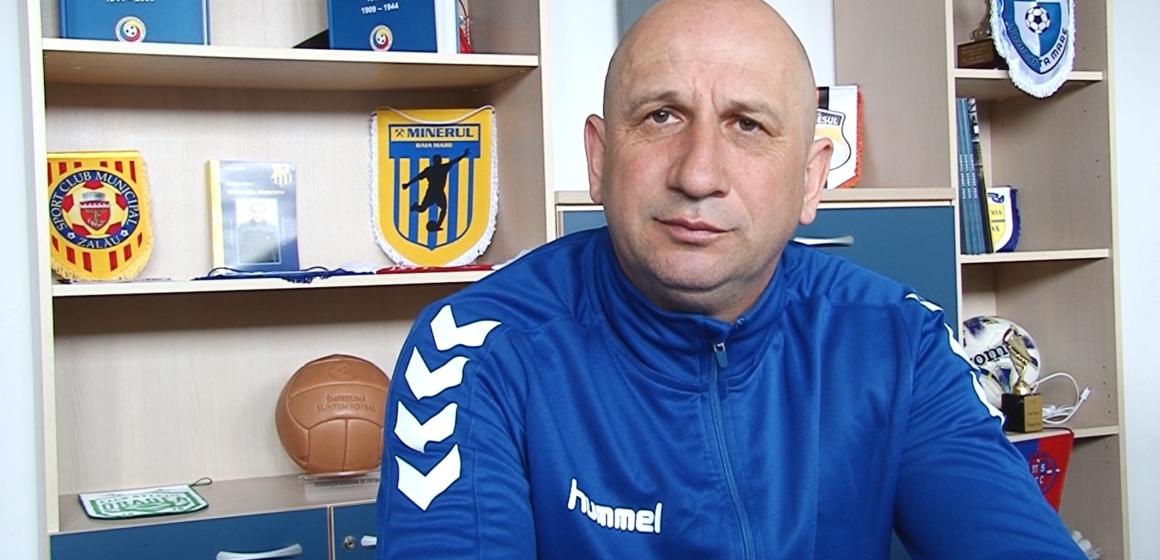 VIDEO | SPORT: Băieții antrenați de Vasile Miriuță vor da piept pe teren propriu cu echipa de pe locul patru- Someșul Dej