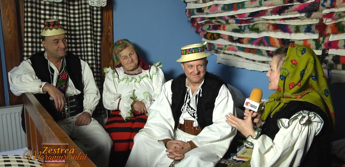 VIDEO | PROMO | Despre Valea Stejarului, cu familia Botiș, la emisiunea Zestrea Maramureșului
