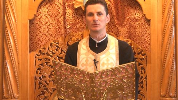 VIDEO | PROMO CUVÂNT DE ÎNVĂȚĂTURĂ | Preotul Ilie Ciuban, despre duminica Sfintei Maria Egipteanca