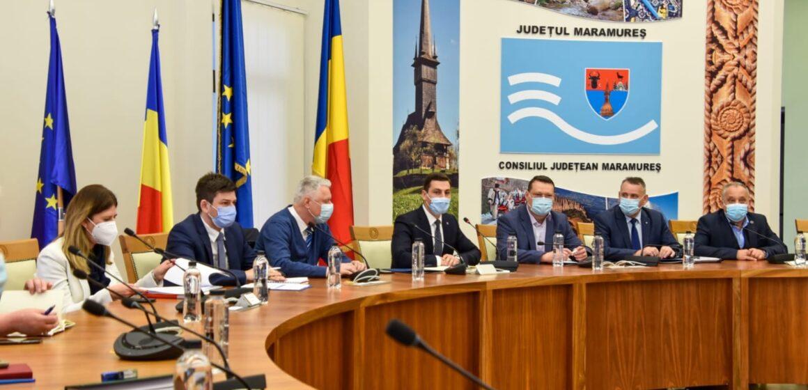 VIDEO | CJ Maramureș, proiecte pentru înfiinţarea şi dezvoltarea reţelelor de distribuţie a energiei electrice şi a gazelor naturale