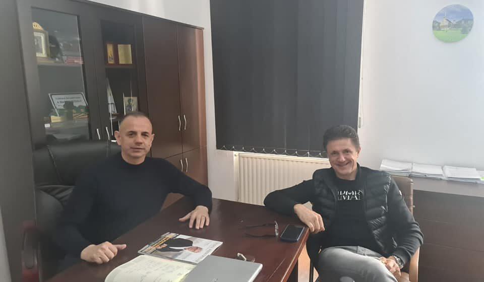 VIDEO   Fostul mare internațional român Gică Popescu, în vizită la Bârsana