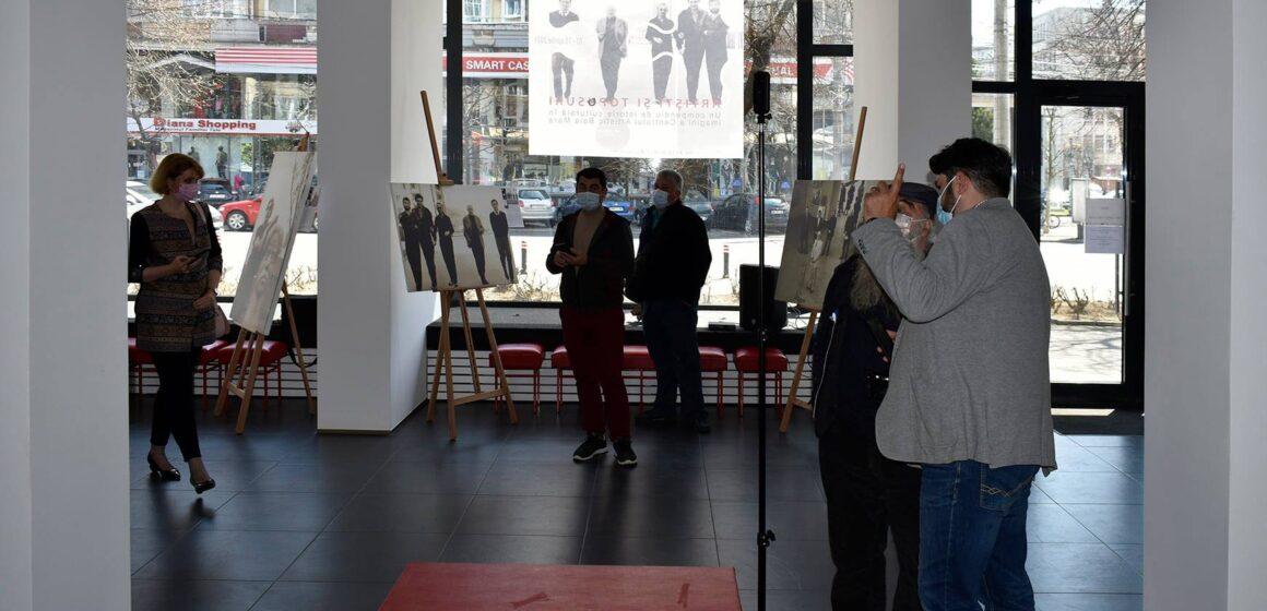 Compendiu de istorie culturală în imagini la Centrul Artistic Baia Mare