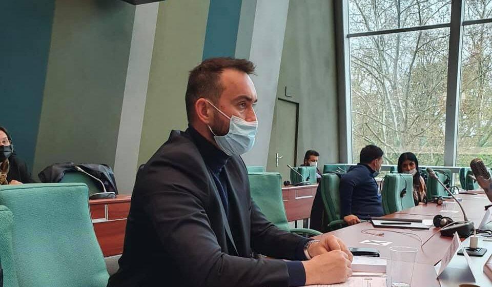 VIDEO | Senatorul Cristian Niculescu – Țâgârlaș susține demersurile și aspirațiile europene ale  Republicii Moldova