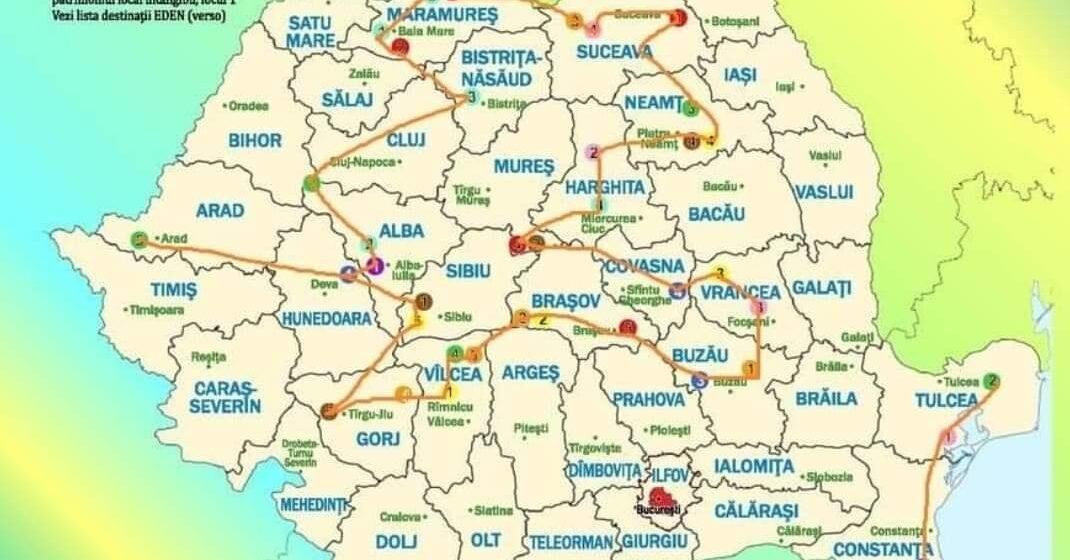 VIDEO | Ruta Destinațiilor Europene de Excelență din România trece prin Maramureș
