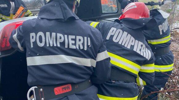VIDEO | Accident grav în Șurdești