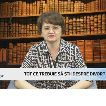 """VIDEO   PROMO   Tot ce trebuie să știi despre divorț, azi, la """"Caleidoscop Juridic"""""""
