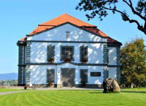 Castelul Contele Teleki Sandor din Coltău