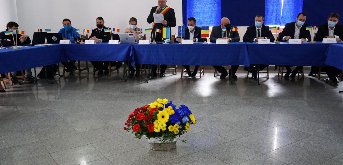 VIDEO-GALERIE FOTO| Conferință Internațională Comună România-Ucraina la Sarasău