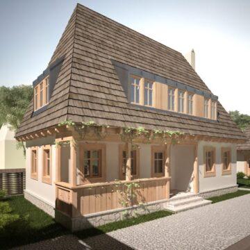 VIDEO | Maramureșenii nu s-au arătat prea interesați de proiectele de case tradiționale puse la dispoziție de Consiliul Județean Maramureș