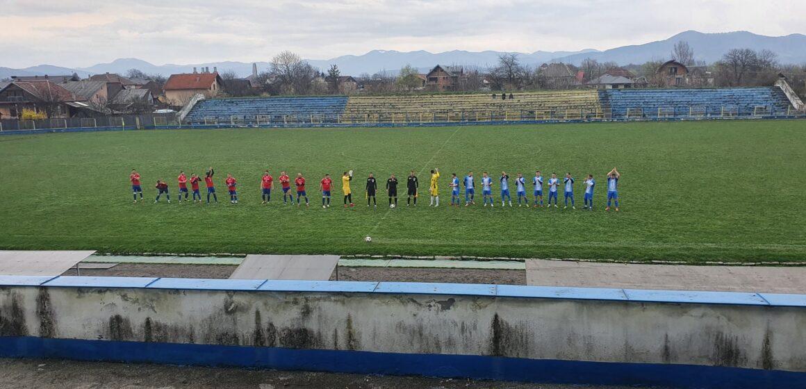 VIDEO | CSM Sighet, punctaj maxim după primul turneu de promovare, disputat pe Stadionul Municipal Sighet