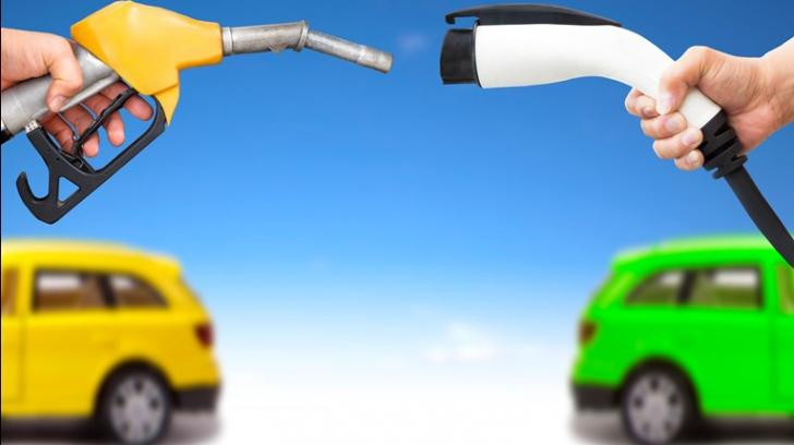Mașinile electrice, un nou record de vânzări în Uniunea Europeană. Mașinile pe carburanți, tot mai puțin căutate