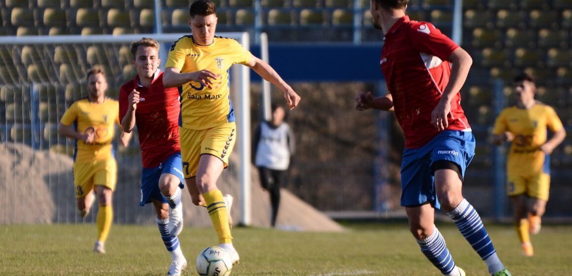 CS Minaur a obținut calificarea în prima dublă de baraj pentru promovarea în Liga 2