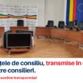 """Brian Cristian, deputat USR PLUS: """"Îi îndemn pe consilierii locali și județeni să încurajeze transparența prin transmiterea ședințelor!"""""""