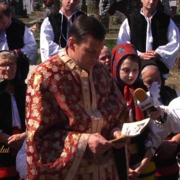 """VIDEO   PROMO   """"Calea Crucii"""" la emisiunea Zestrea Maramureșului de la TV Sighet"""