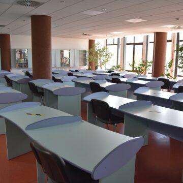 """VIDEO   Biblioteca Județeană """"Petre Dulfu""""a redeschis sălile pentru public"""