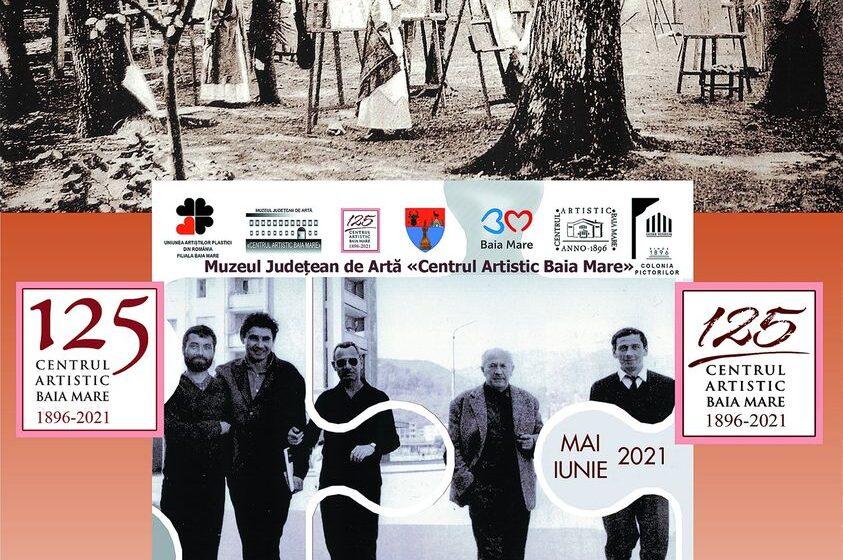 Ziua Artistului Plastic – 125 de ani de la înființarea Centrului Artistic Baia Mare