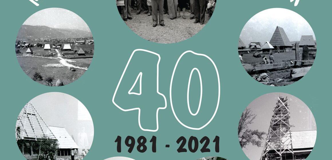 VIDEO | Anul acesta, Muzeul Maramureșan sărbătorește 40 de ani de la deschiderea oficială a Muzeului Satului Maramureșean
