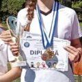 Rezultate excelente obținute de sportivii de la CSS Sighet la Cupa României la Atletism de la Târgu Mureș