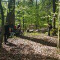 Absolvenți ai Liceului Tehnologic Forestier Sighet, în vizită în pădurea virgină de la Strâmbu Băiuț
