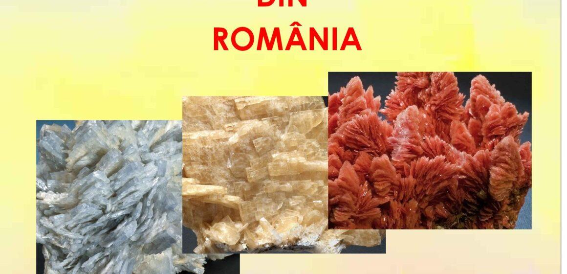 """Expoziția națională itinerantă:  """"Minerale și asociații minerale din România"""" – vernisată în premieră la Baia Mare"""