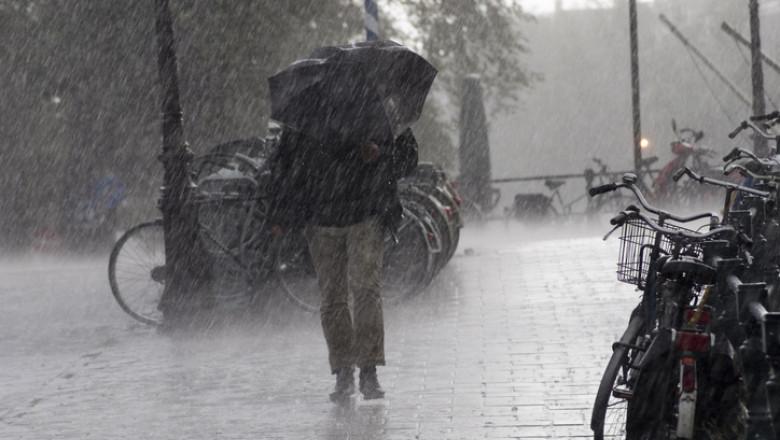 VIDEO | Avertizări de vreme severă: Cod Galben de ploi în Maramureș
