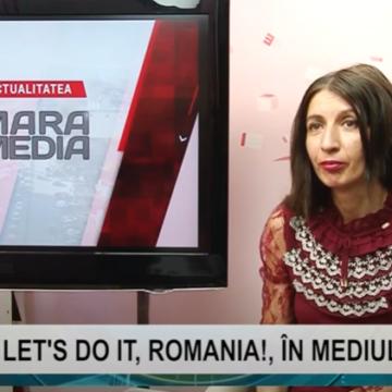 REPORTAJUL ZILEI | LET'S DO IT, ROMANIA!, ÎN MEDIUL VIRTUAL