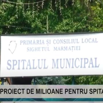 REPORTAJUL ZILEI | PROIECT DE MILIOANE PENTRU SPITALUL SIGHET