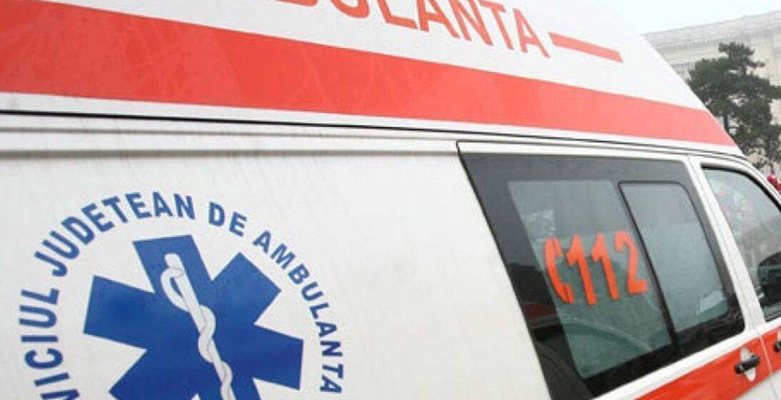 Accident cu două persoane rănite în Sighetu Marmației. Una dintre ele – o copilă de șapte ani