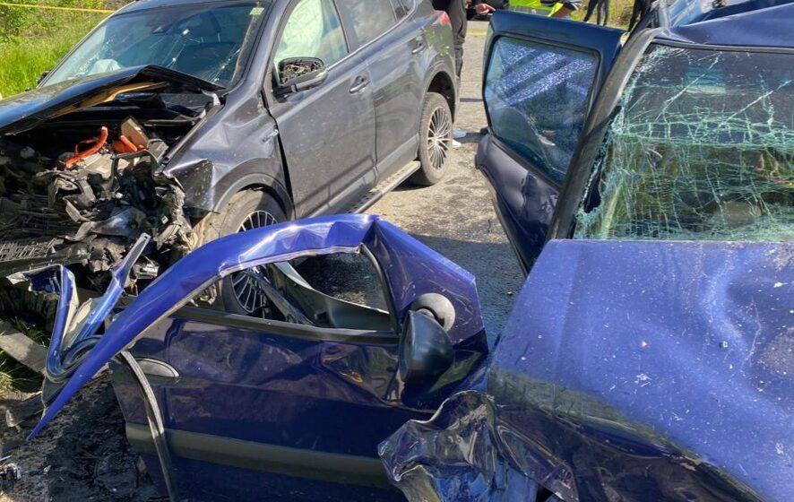 VIDEO | Accident mortal între localitățile Șomcuta Mare și Satulung