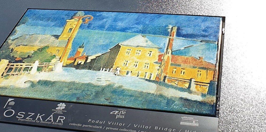 125 de ani de la înființarea Centrului Artistic Baia Mare marcată cu amplasarea de panouri urbane cu lucrări de artă prestigioase și expoziție de fotografii – document