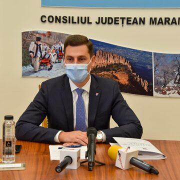 Ionel Bogdan: Înființăm primul parc industrial din Maramureș la Fărcașa
