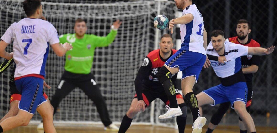 Minaur s-a oprit în sferturile Cupei României