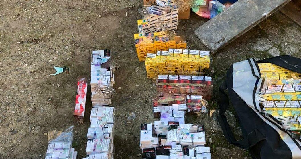 VIDEO   SIGHETU MARMAȚIEI: Percheziţii la persoane bănuite de contrabandă cu țigarete