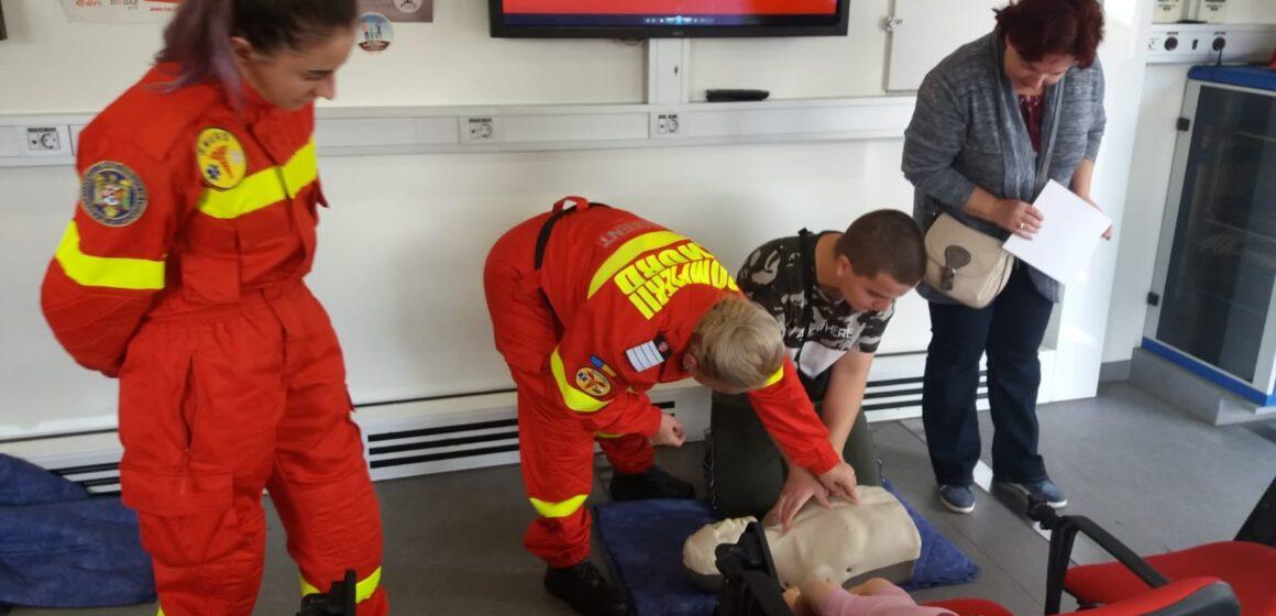 Inspectoratul pentru Situații de Urgență Maramureș reia campania de recrutare a voluntarilor