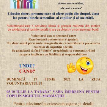 VIDEO | Sărbătoarea Voluntariatului, cea de-a 12-a ediție la Sighet
