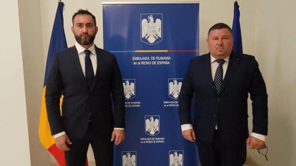 VIDEO | Senatorul liberal Cristian Niculescu-Țâgârlaș, vizită de lucru la Madrid