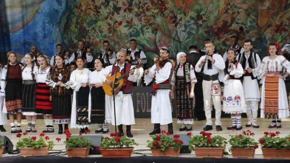 """PROGRAM: Festivalul Național de Folclor """"Ion Petreuș"""" în Baia Mare"""