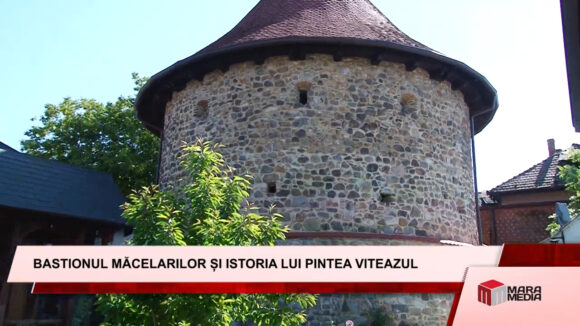 EMISIUNE | Istoria Bastionului Măcelarilor din Baia Mare și al haiducului Pintea Viteazul