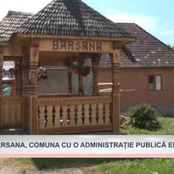 MANIFEST   Bârsana, comuna cu o administrație publică eficientă