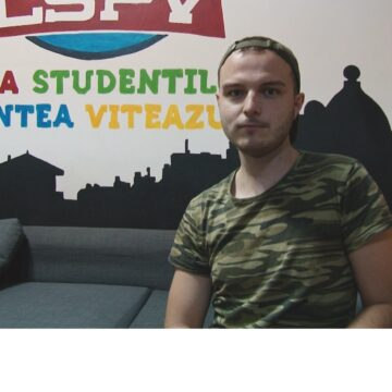 VIDEO | Tabere pentru studenți
