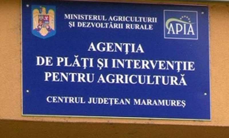 VIDEO   Plăți și controale de la A.P.I.A. Maramureș